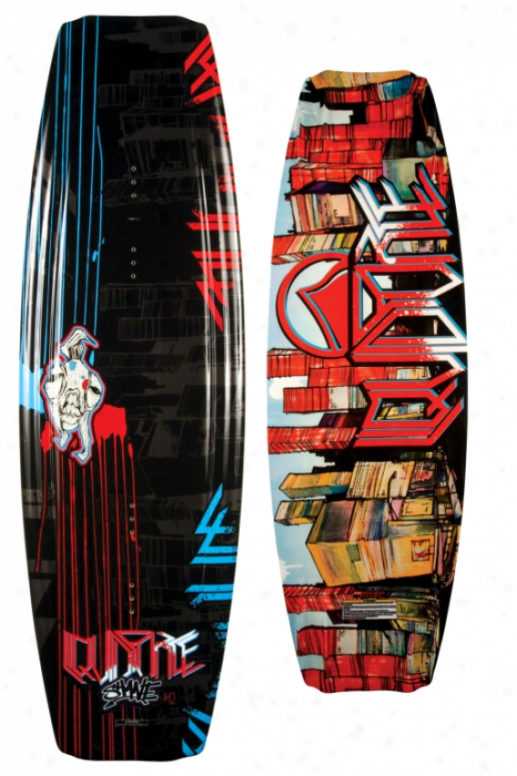 Liquid Force Shane Wakeboard 142