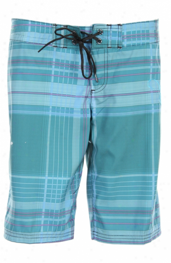 Liquid Force Switchstyle Boardshorts Teal