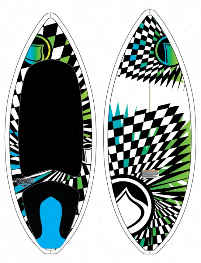 Liquid Force Tc Form Skmi Wakesurfer 56""