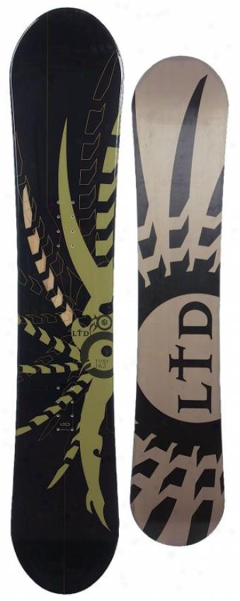 Ltd Goddess of Vengeance Snowboard 148