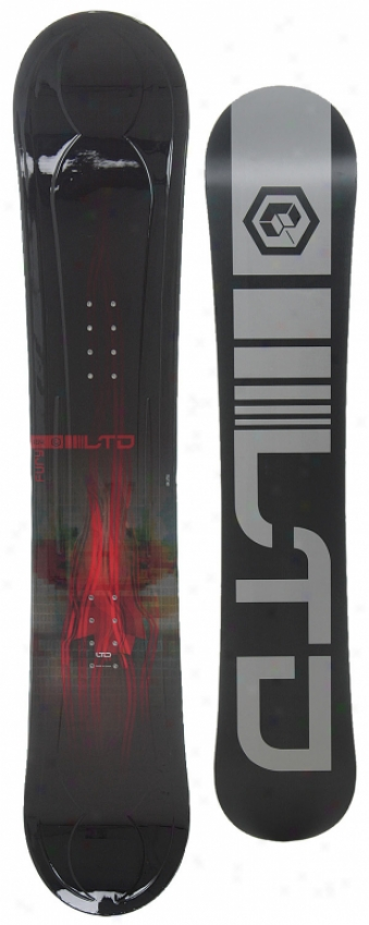 Ltd Fury Snowboard 157