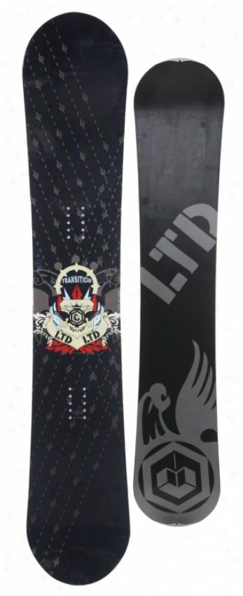 Ltd Transition Snowboard 157