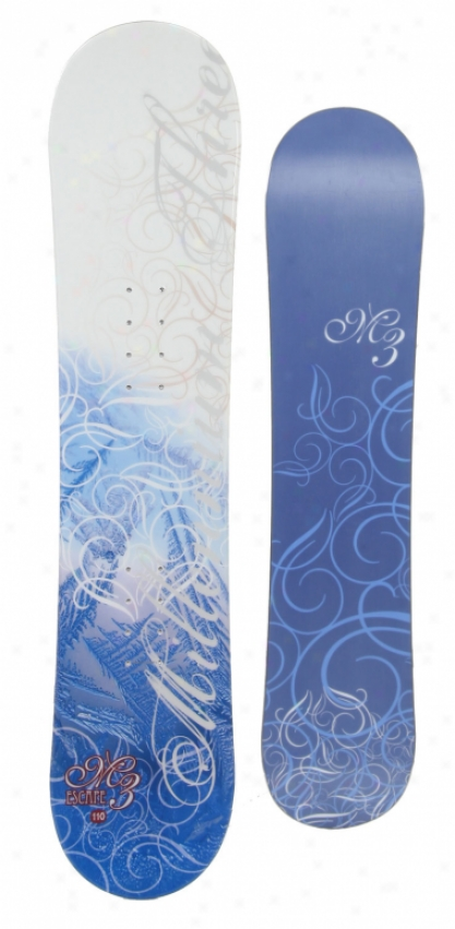 M3 Escape Snowboard 110