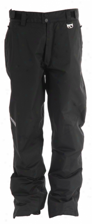 Marker Gillette Waist Ski Pants Black