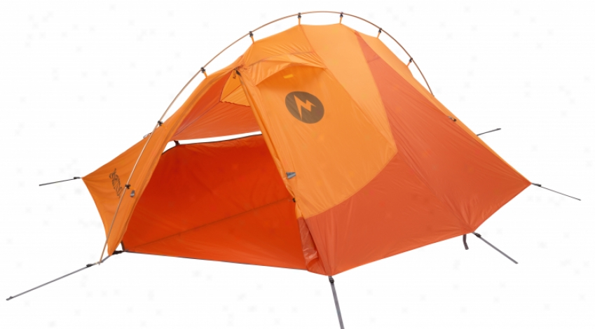 Marmot Haven 2 Person Tent Pumpkin