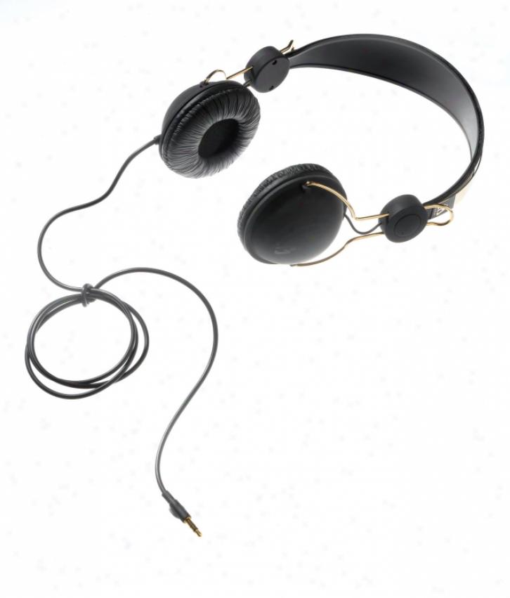 Matix Domepiece Headphones Black