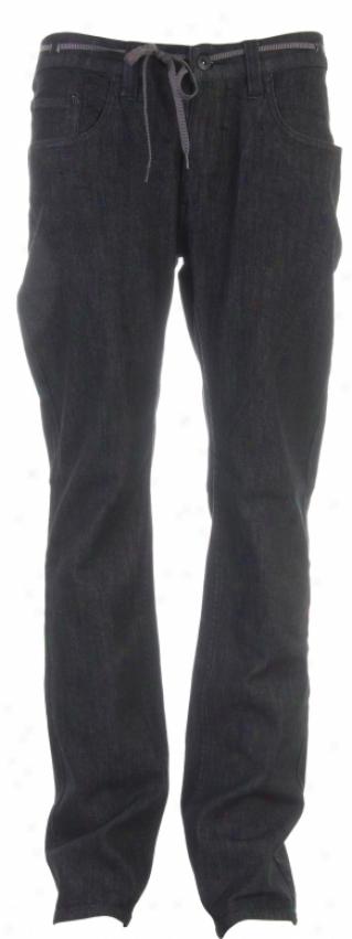 Matix Mj Signature Jeans Blacktop