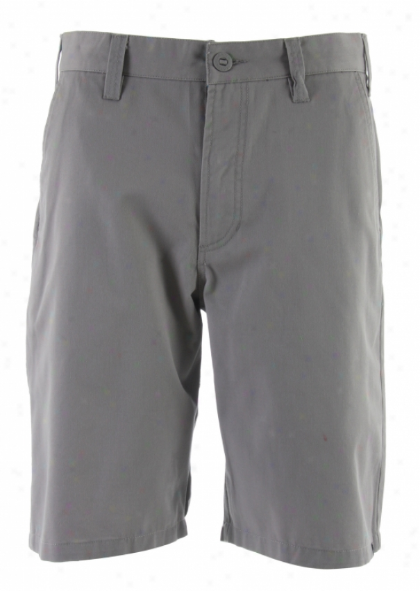 "Matix Welder 22"" Shorts Grey"