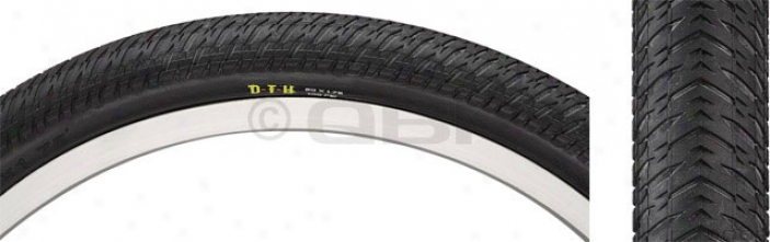 Maxxis Dth 20x1.5in Folding Race Tire Black