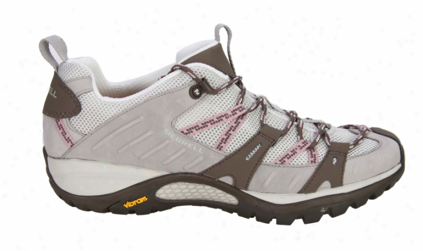 Merrell Siren Sport Hiking Shoes Elephant/pink