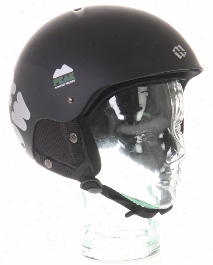 Morrow Peak Snowboard Helmet Black