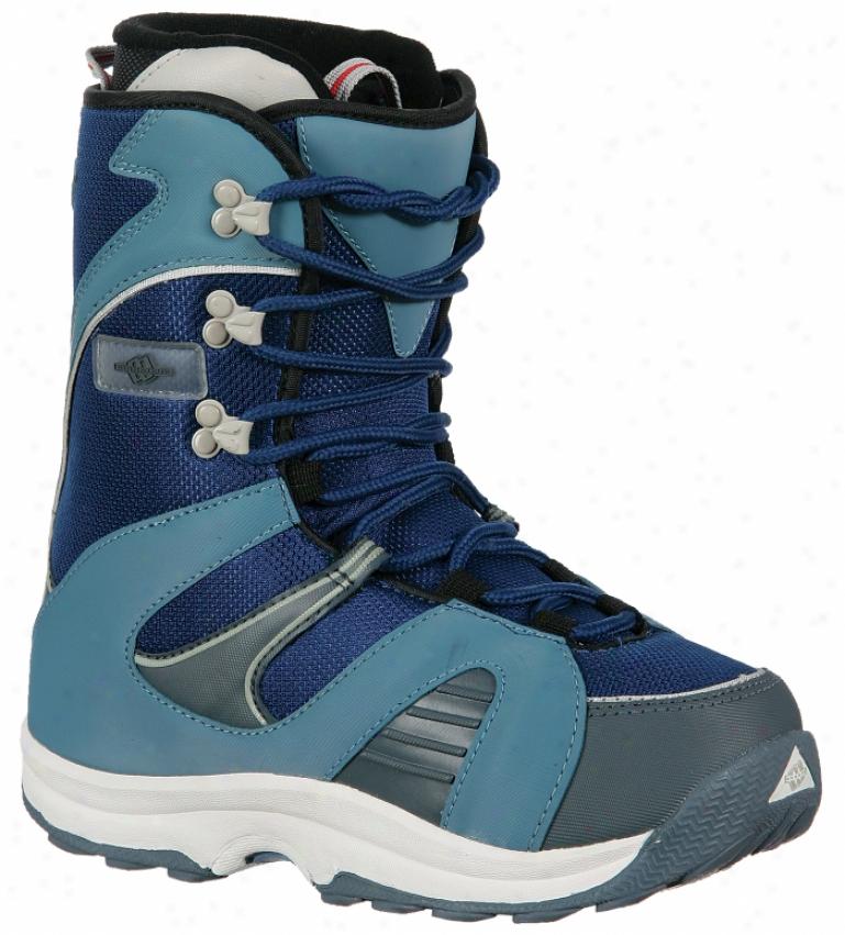 Morrow Rail Snowboard Boots Blue/grey