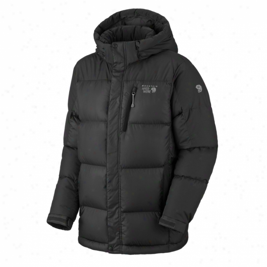 Mountain Hardwear Hunler Down Parka Down Jacket Black/black