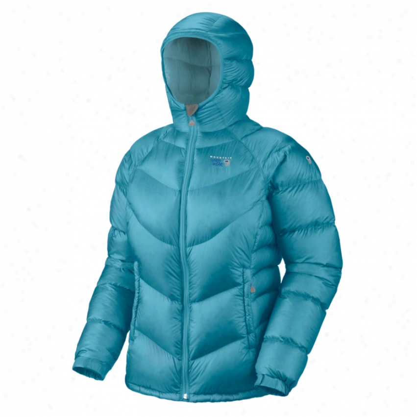 Mountain Hardwear Kelvinator Down Jacket Oasis Blue