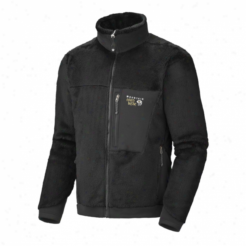 Mountain Hardwear Monkey Man Fleece Murky
