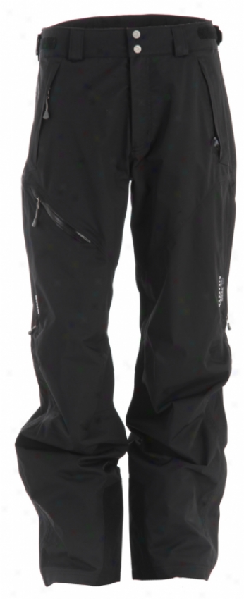 Mountain Hardwear Returnia Long Skl Pants Black