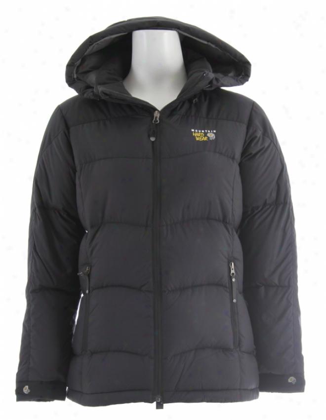Mount Hardwear Sub Zero Jacket Black