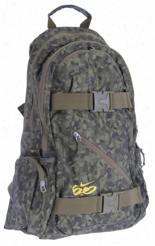 Nike 6.0 Deuce Backpack Iguana