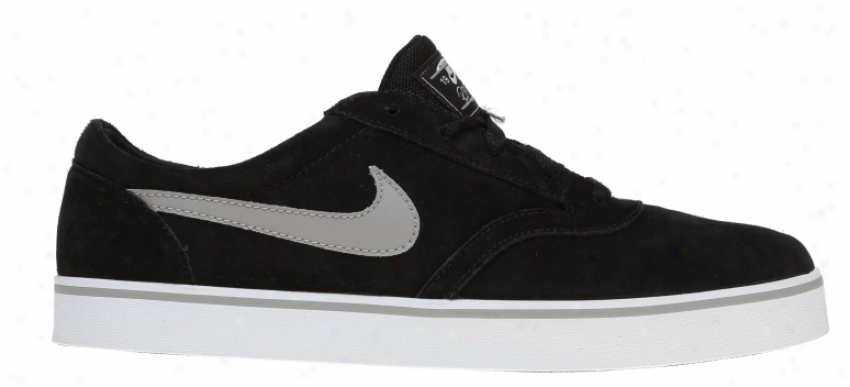 Nike Sb Vulc Switch Skate Shoes Black