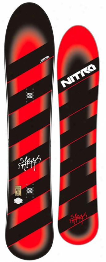Nitro Slash Snowboard 161