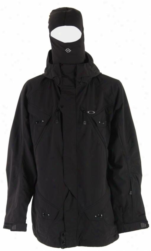 Oakley Corked Ski Jacket Black