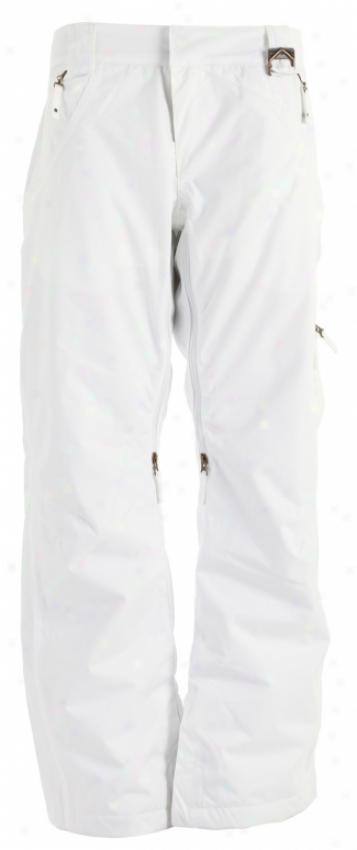 Oakley Eaves 2.0 Snowboard Pants White