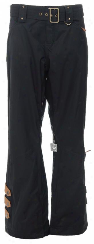 Oakley Gretchen Blwiler Mane Snowboard Pants Black