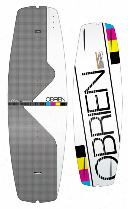 O'brien Local Wakeboard 144cm