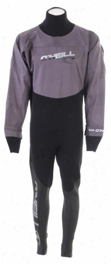 O'neill Assault Hybrid Drysuit Black/graph
