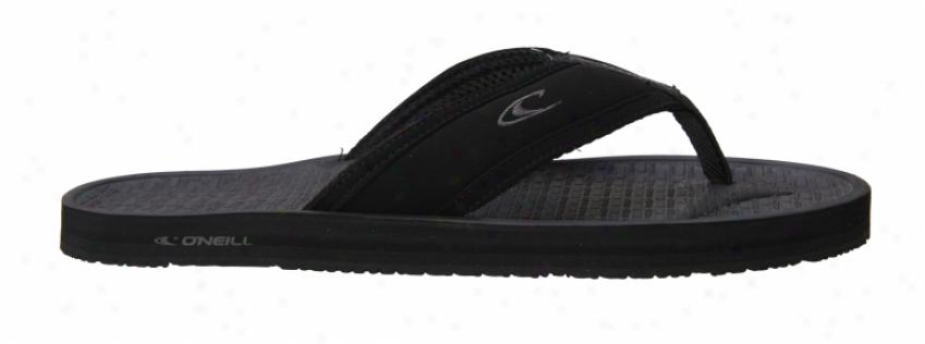 O'neill Koosh Sandals Black