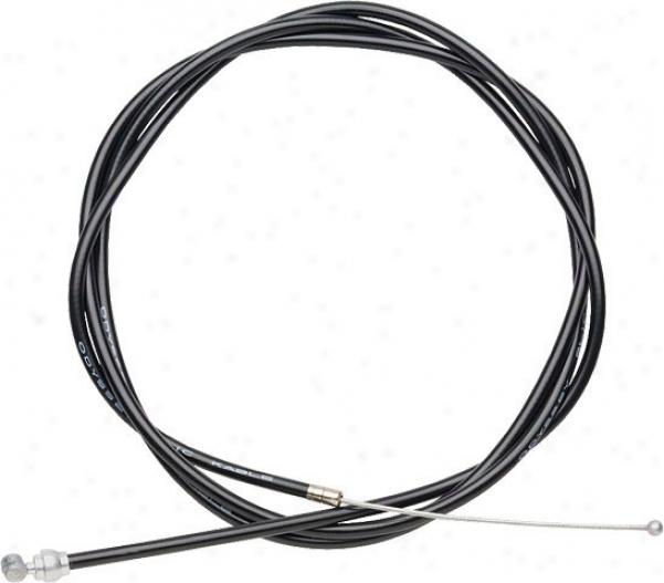 Odyssey Slic Kable Brake Set 1.5mm Black
