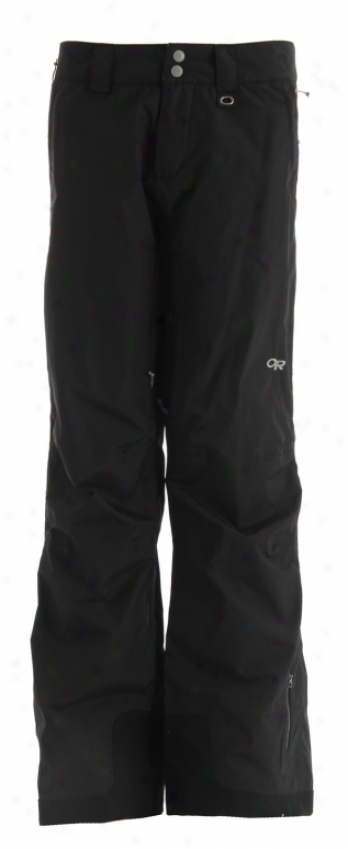 Outdoor Investigation Igneo Ski Pants Black