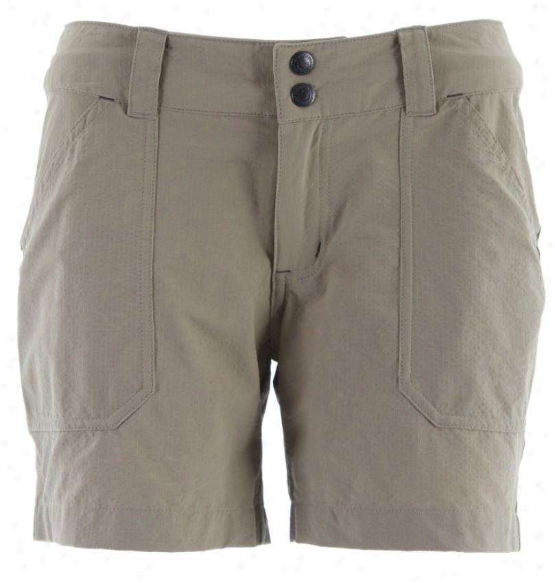 Patagonia Borderless Shorts Retro Khaki