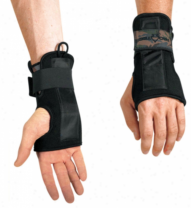 Protec Ips Wrist Guad Black