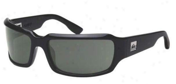 Quiksilver Fluid Ii Sunglasses Black/grey