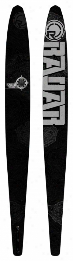 Radar Theory Waterskis 69 W/ Prime Bindings & Artp