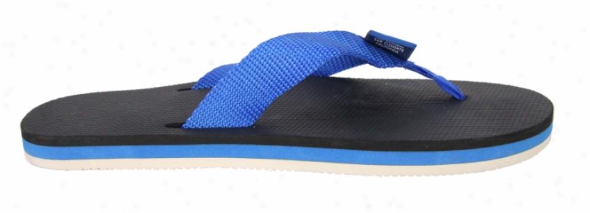 Rainbow Classic Sandals Blue St/white So
