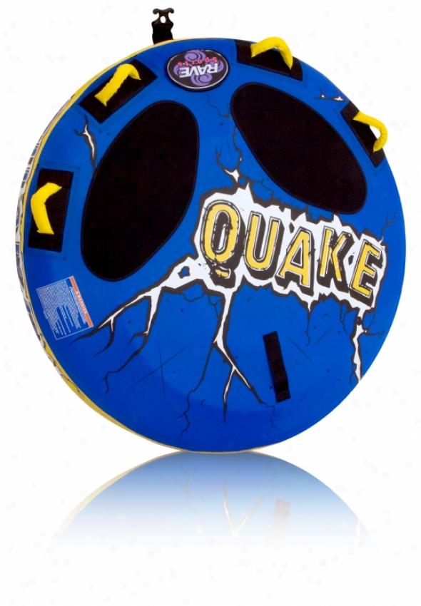 Rave Quake Towable Tube