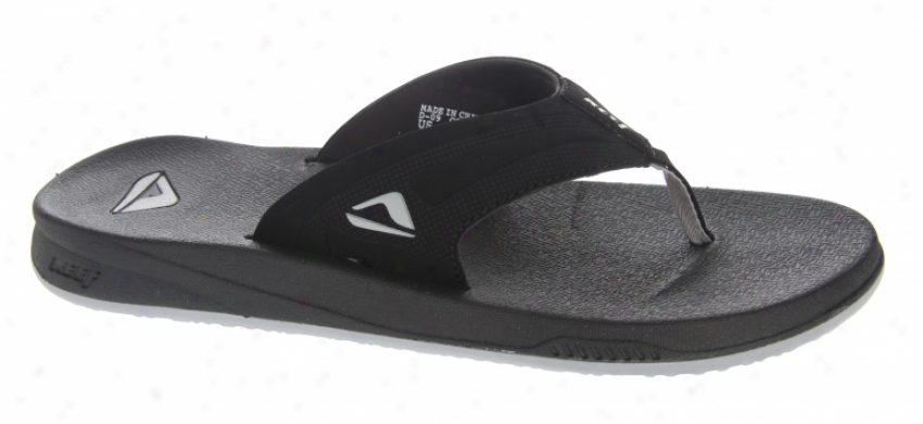 Reef Awol Sandals Black