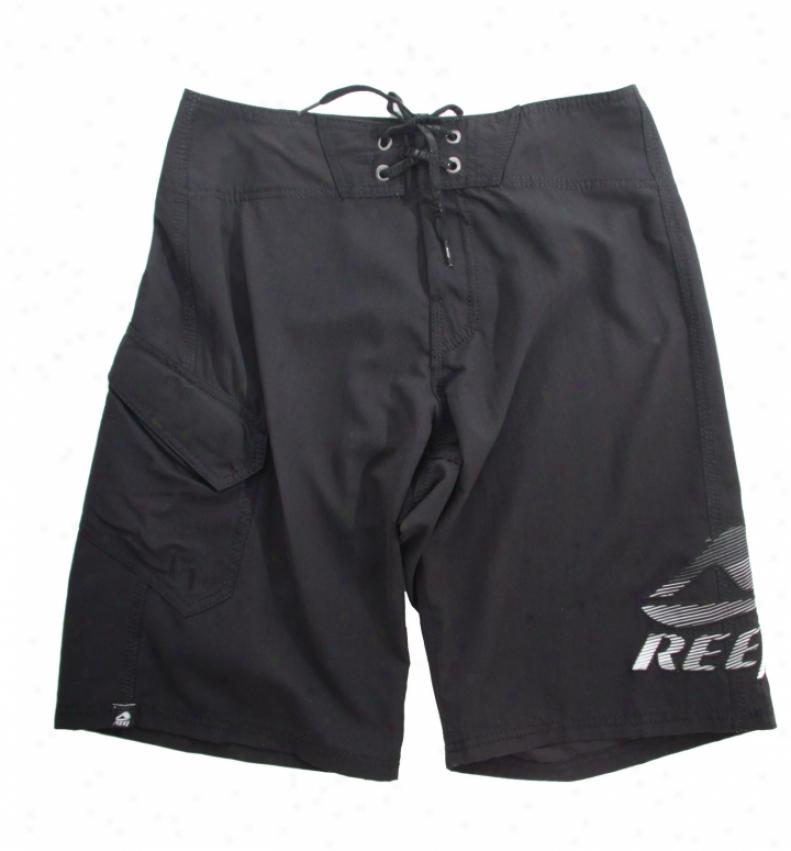 Reef Diurnal Boardshorts Black