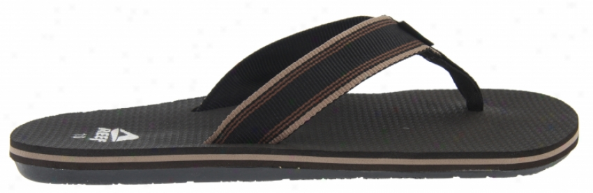 Reef Forte Sandals Brown/tan