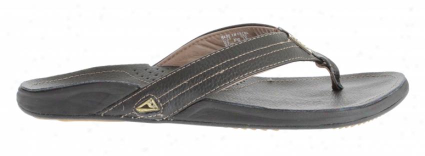 Reef J-bay Sandals Black
