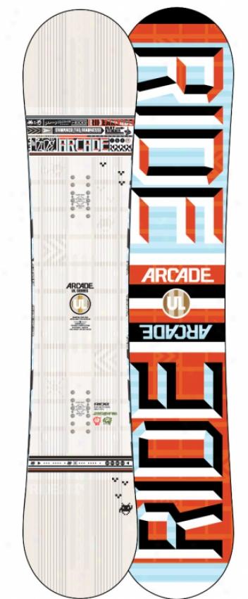 Ride Arcade Ul Snowboard 151