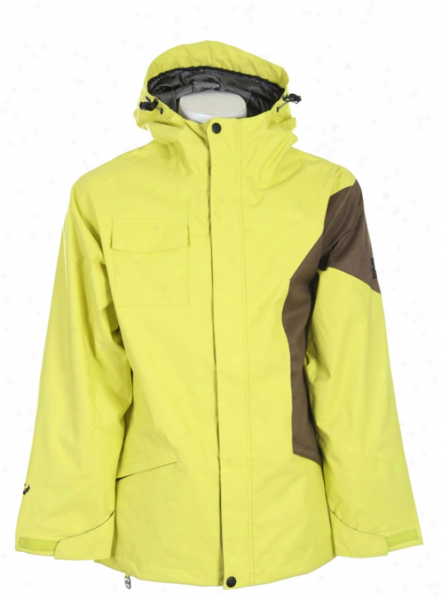 Ride Gatewood Snowboard Jacket Lmie