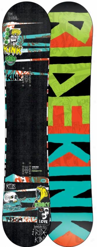 Ride Kink Snowboard 143