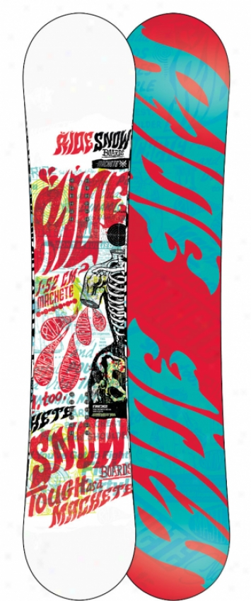 Ride Machete Snowboard 152