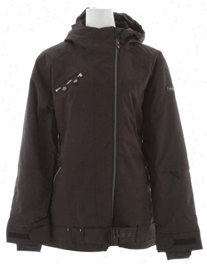 Ride Seward Insulated Snowboard Jacket Dark