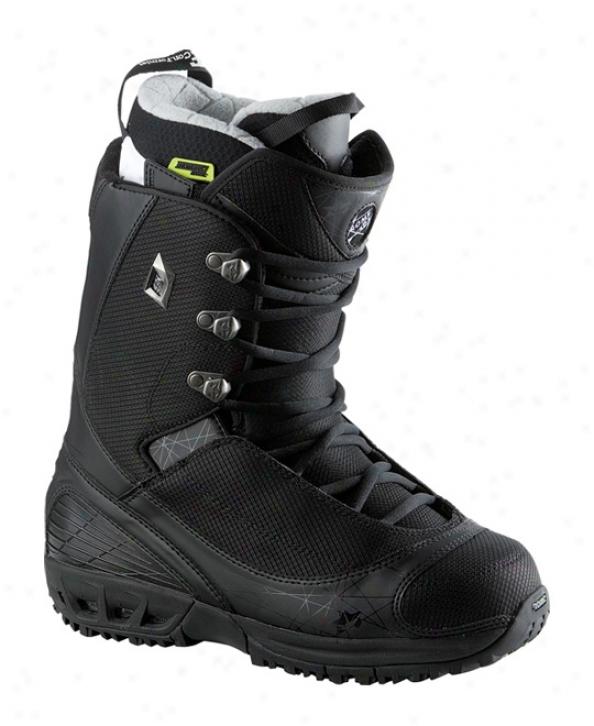 Rome Marshall Snowboard Boots Black