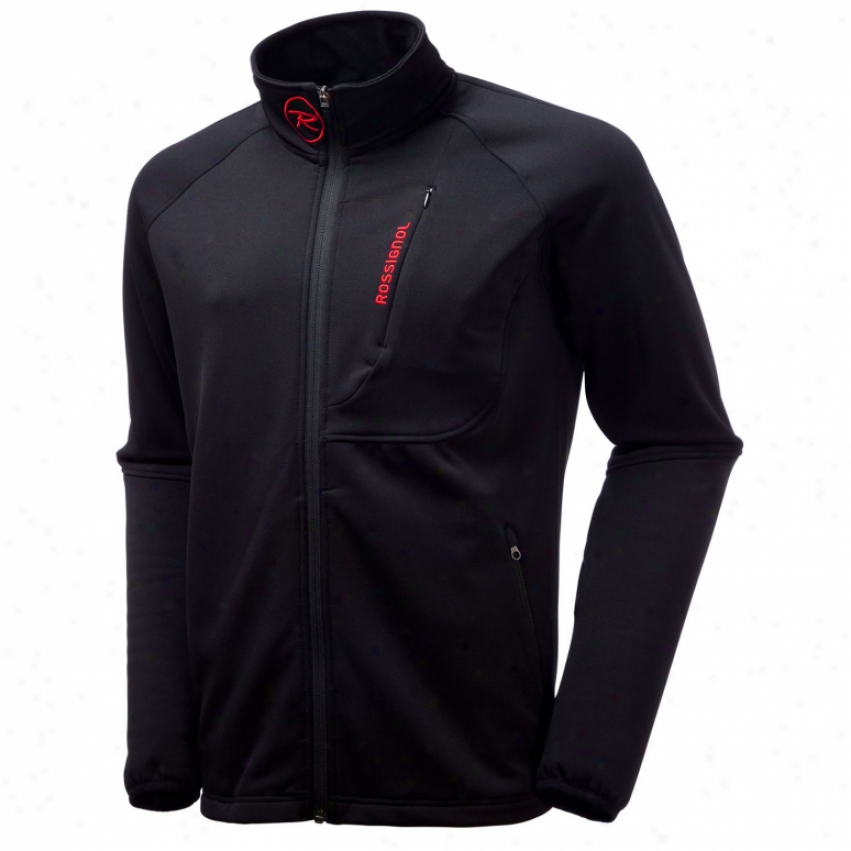 Rossignol Clim Cross Country Ski Jacket Black