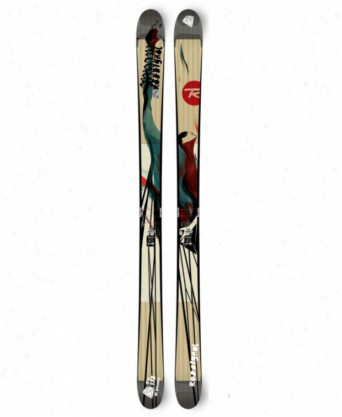 Rossignol S5 Barras Skis